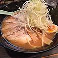 チャーシュー麺+ネギ@龍昇ラーメン久里浜店